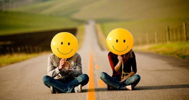 Sulla strada della Felicità