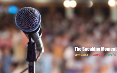 "1 e 2 giugno 2019  – The Speaking Moment ""Start!"""