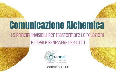 Comunicazione Alchemica